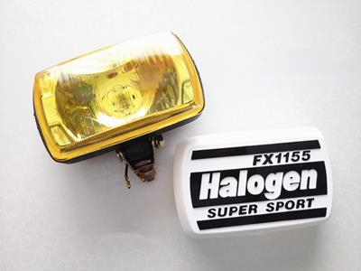 Super Sport Spot Light BH-1009 12V (Amber/Clear) *Made in Taiwan