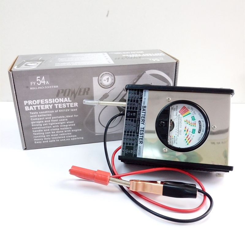 Professional Battery Tester FY54A