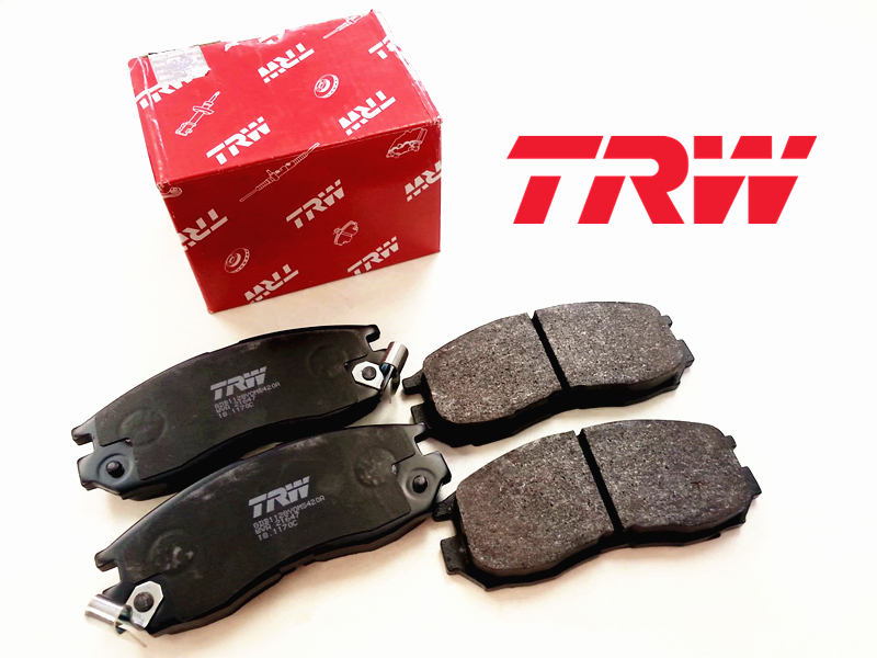 TRW Brake Pad For Honda Odyssey 2.4 (Front)