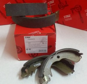 TRW Brake Shoe GS8553YO