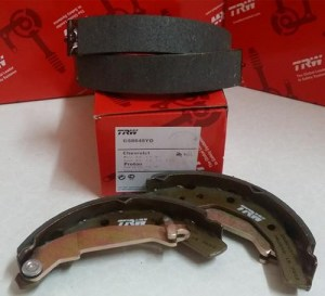 TRW Brake Shoe GS8645YO