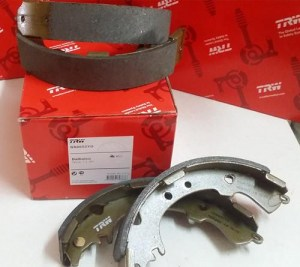 TRW Brake Shoe GS8652YO